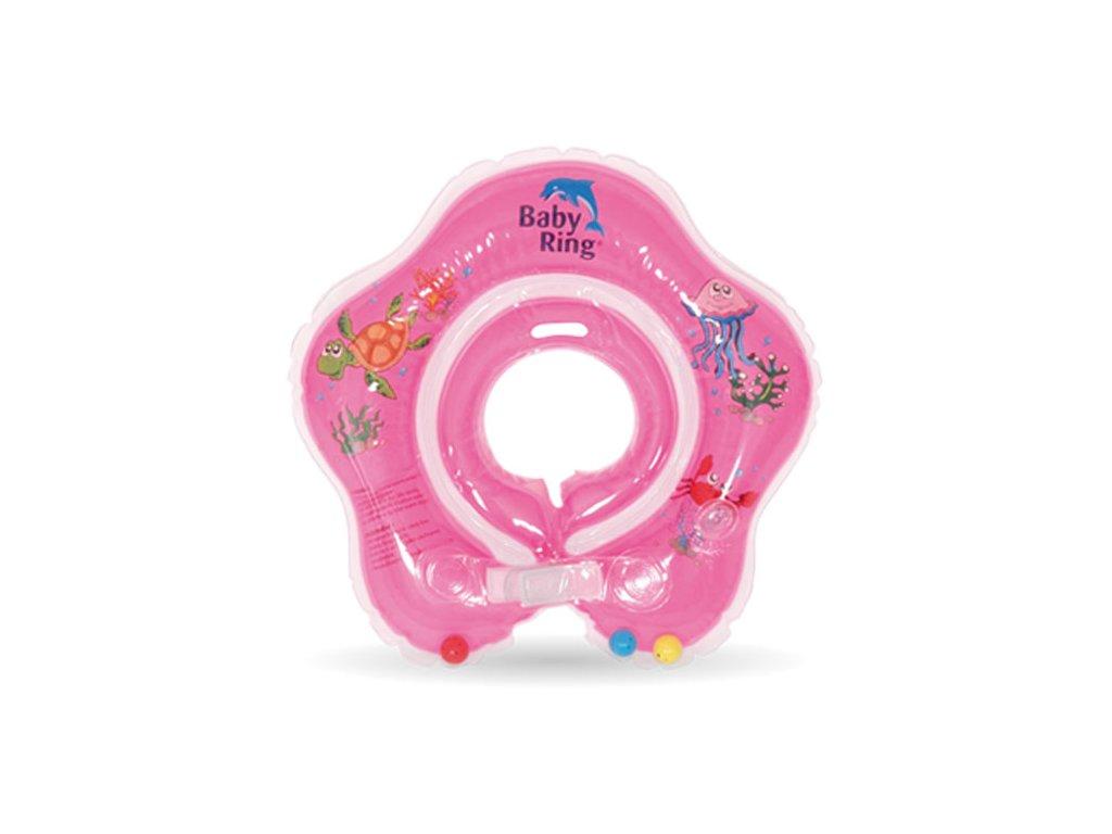 Baby Ring 3-36 m 6-36 kg růžový