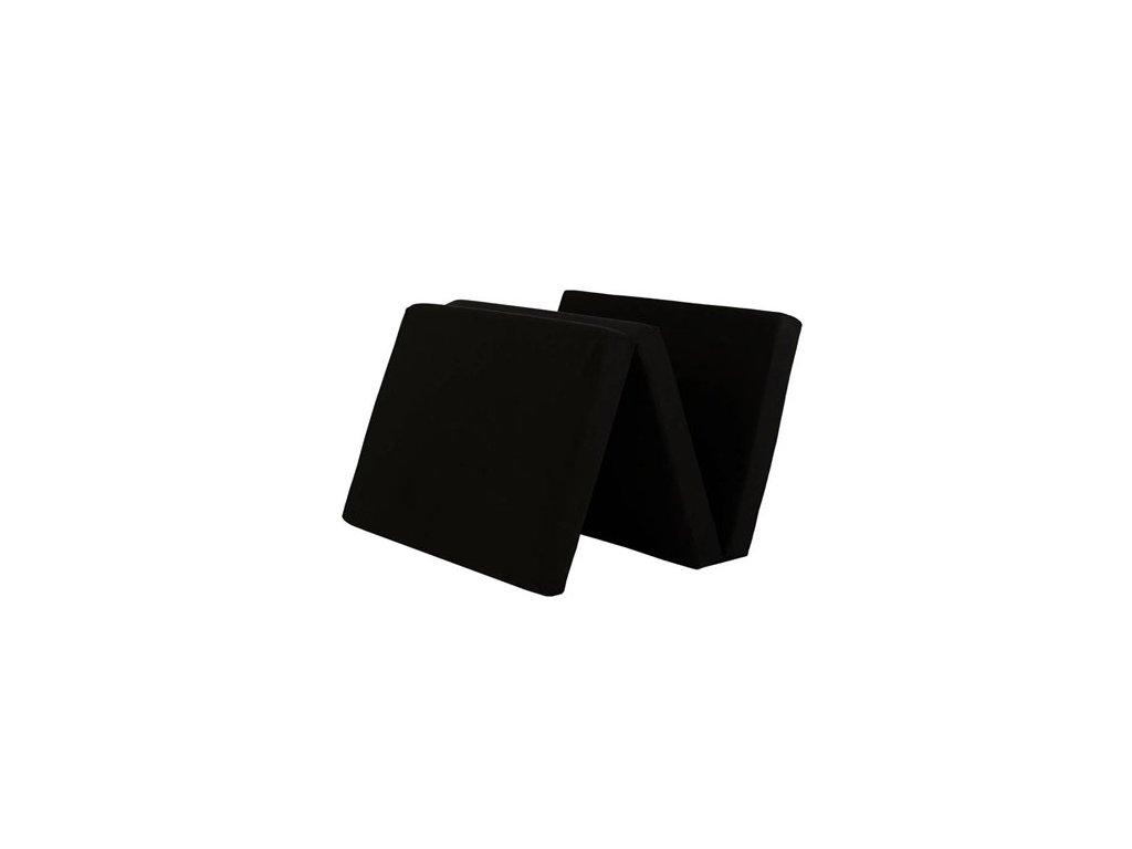 Koelstra skládací matrace k cestovní postýlce 60x120 cm černá