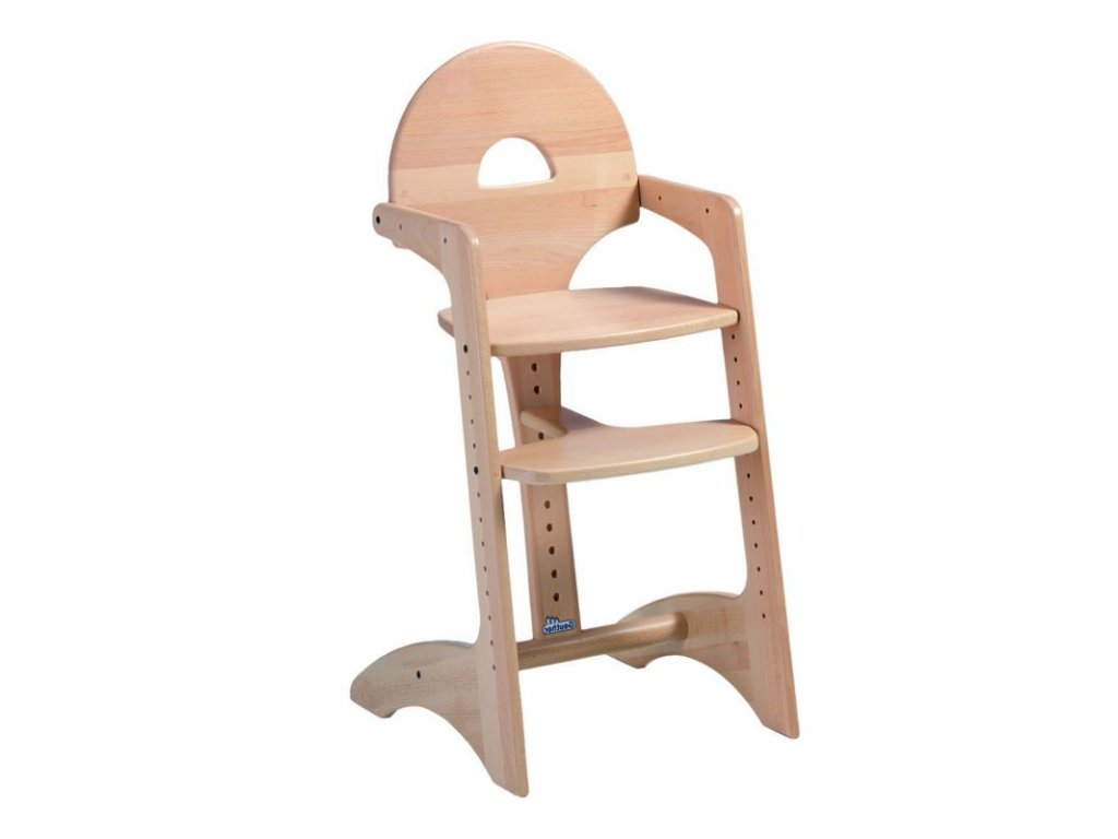 Geuther dětská židle Filou přírodní 2360.NA-6127
