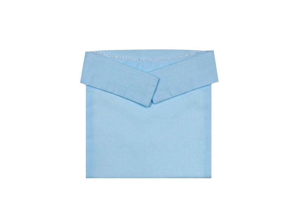 Babyrenka ortopedický držák plen velikost 1 sky blue