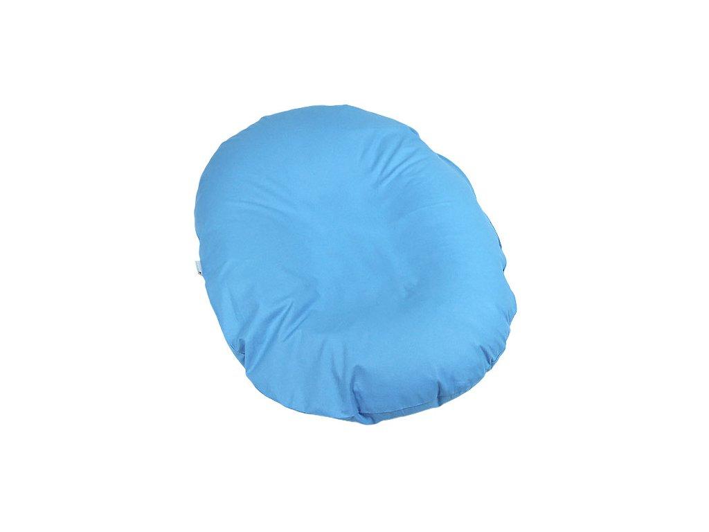 Babyrenka kojenecký relaxační polštář 80x60 cm EPS Sky Blue