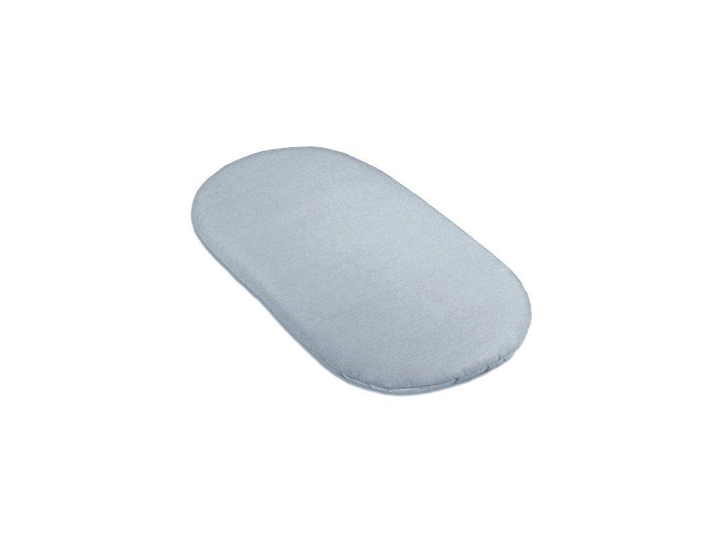 prosteradlo 40x80 kocarek lisa grey 3