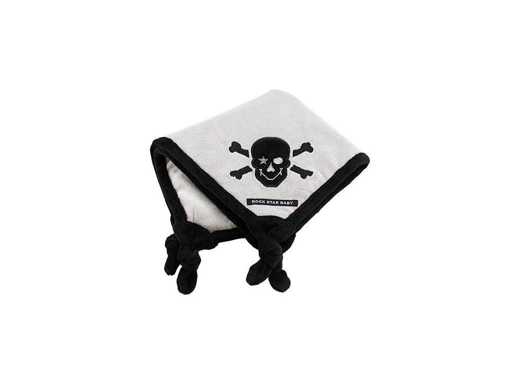 Baby Nova Rock Star Baby mazlící šátek Pirát 3m+ 90504