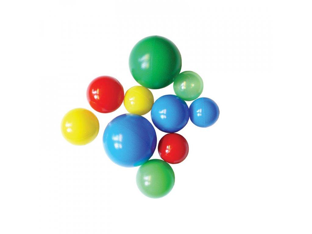 Farlin sada plastových míčků na koupání