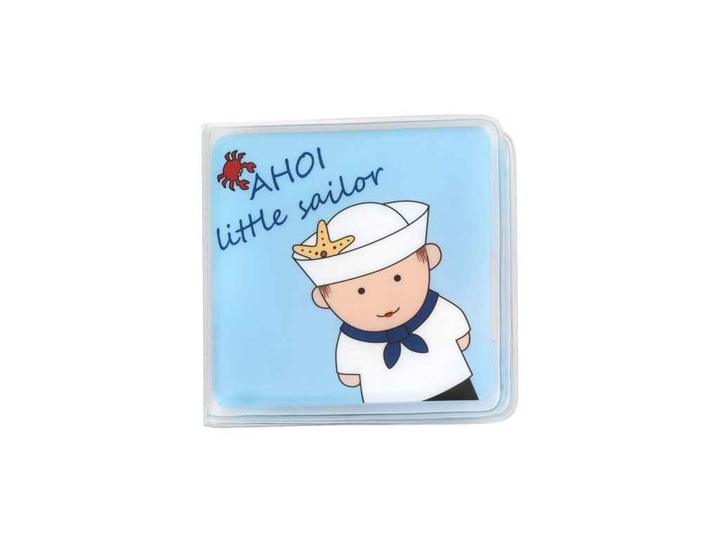 Fashy knížka do vody Sailor