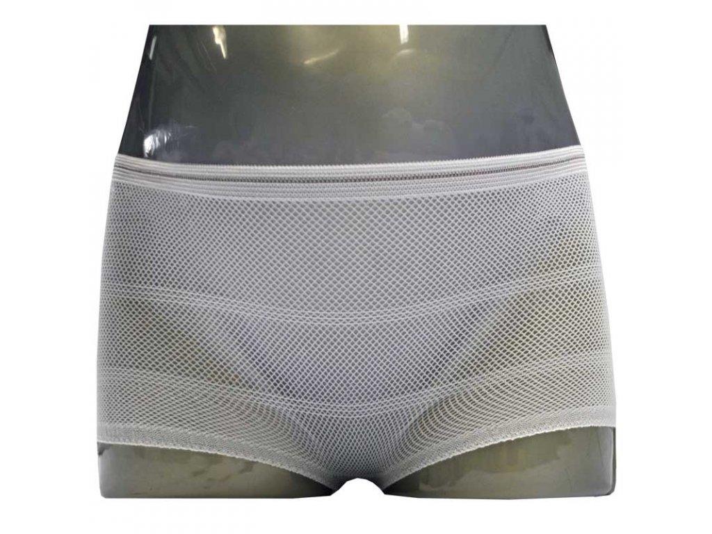 Lohmann & Rauscher kalhotky po porodu síťové velikost M bílé