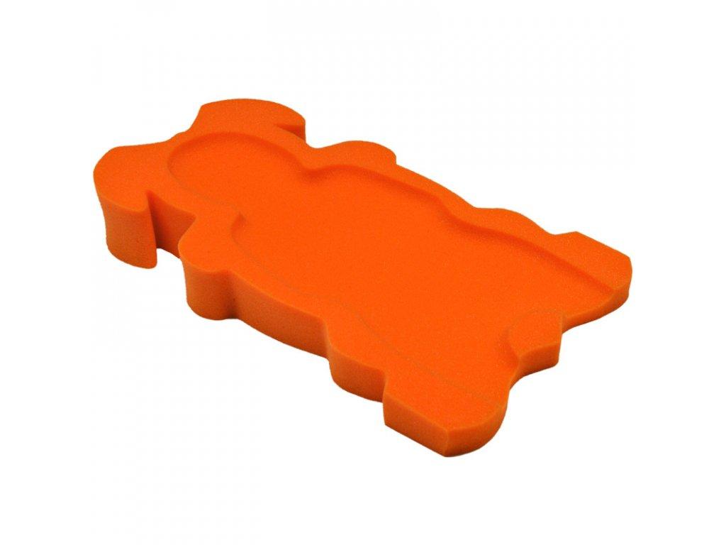 Badum molitanové lehátko do vaničky Maxi oranžové