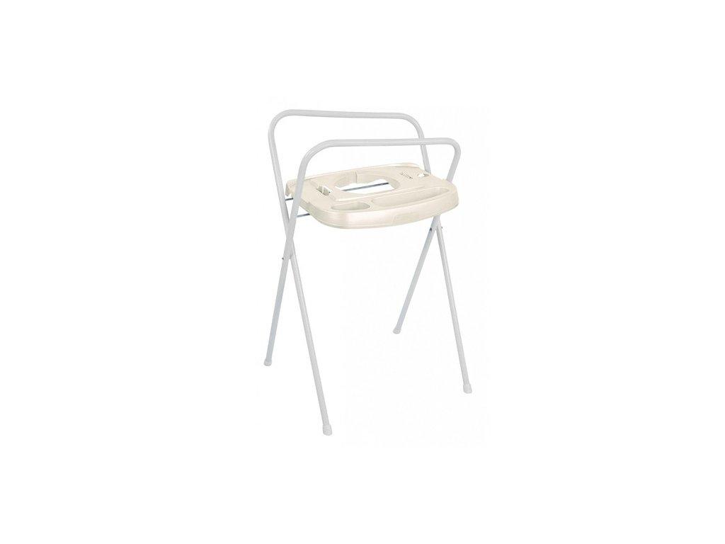 Bébé Jou kovový stojan na vanu Click 98 cm perleťový B220003