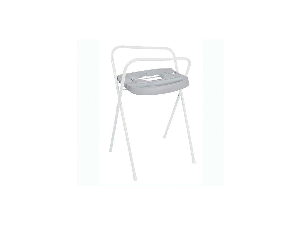 Bébé Jou kovový stojan na vanu Click 103 cm šedý B220514