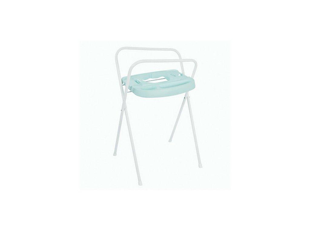 Bébé Jou kovový stojan na vanu Click 103 cm mint green
