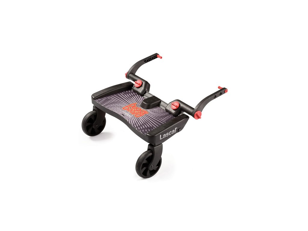 lascal buggyboard maxi cerne