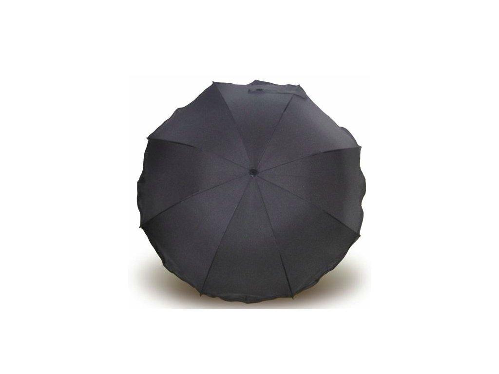 Eisbärchen slunečník ke kočárku Premium 80 cm černý