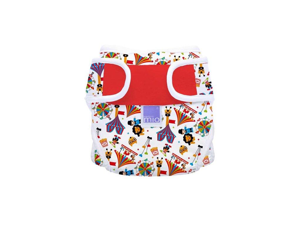 Bambino Mio plenkové kalhotky Miosoft vel.1 NEW Circus Time