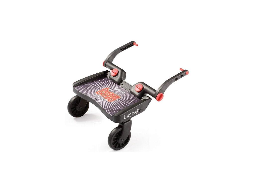 lascal buggyboard mini cerny 2830