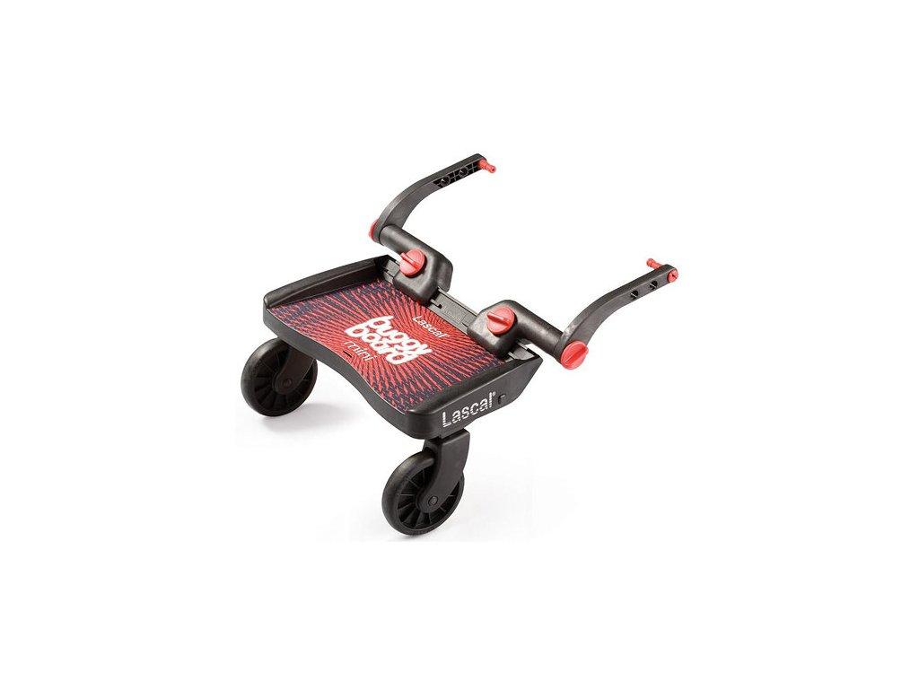lascal buggyboard mini cerveny 2850