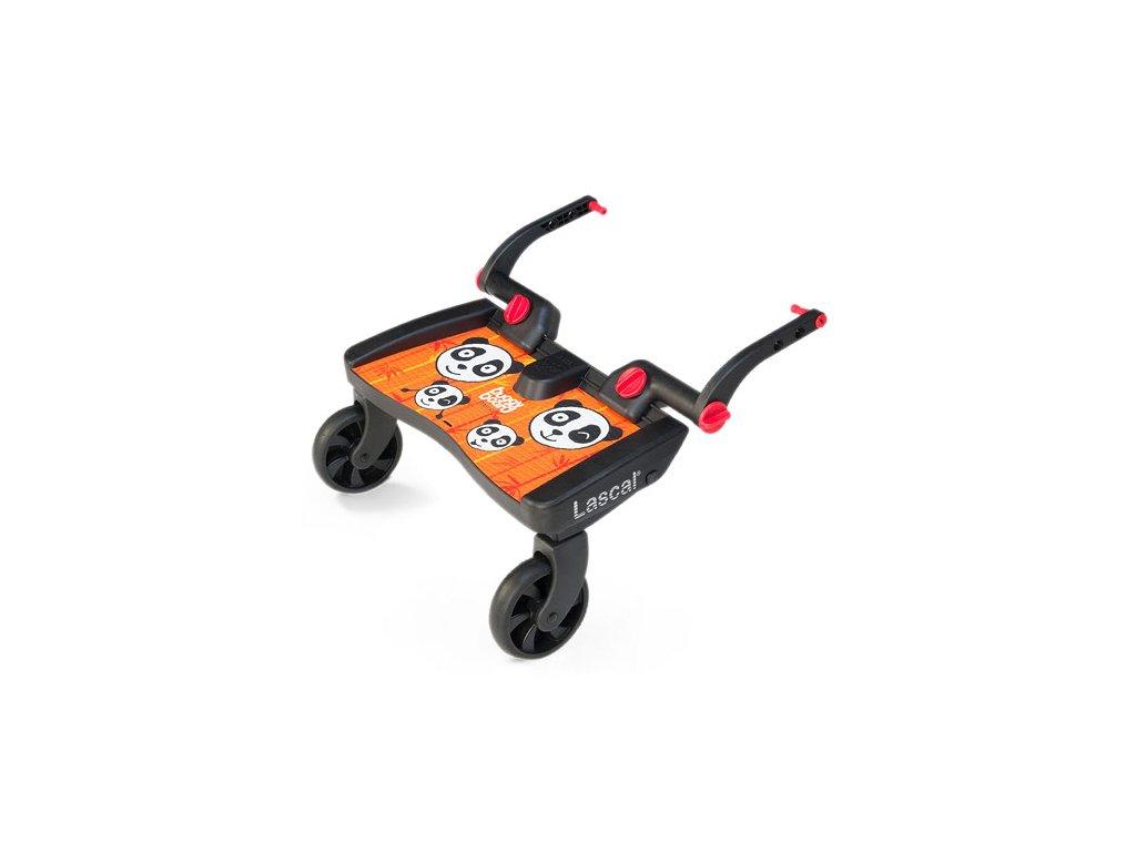 lascal buggyboard maxi panda or