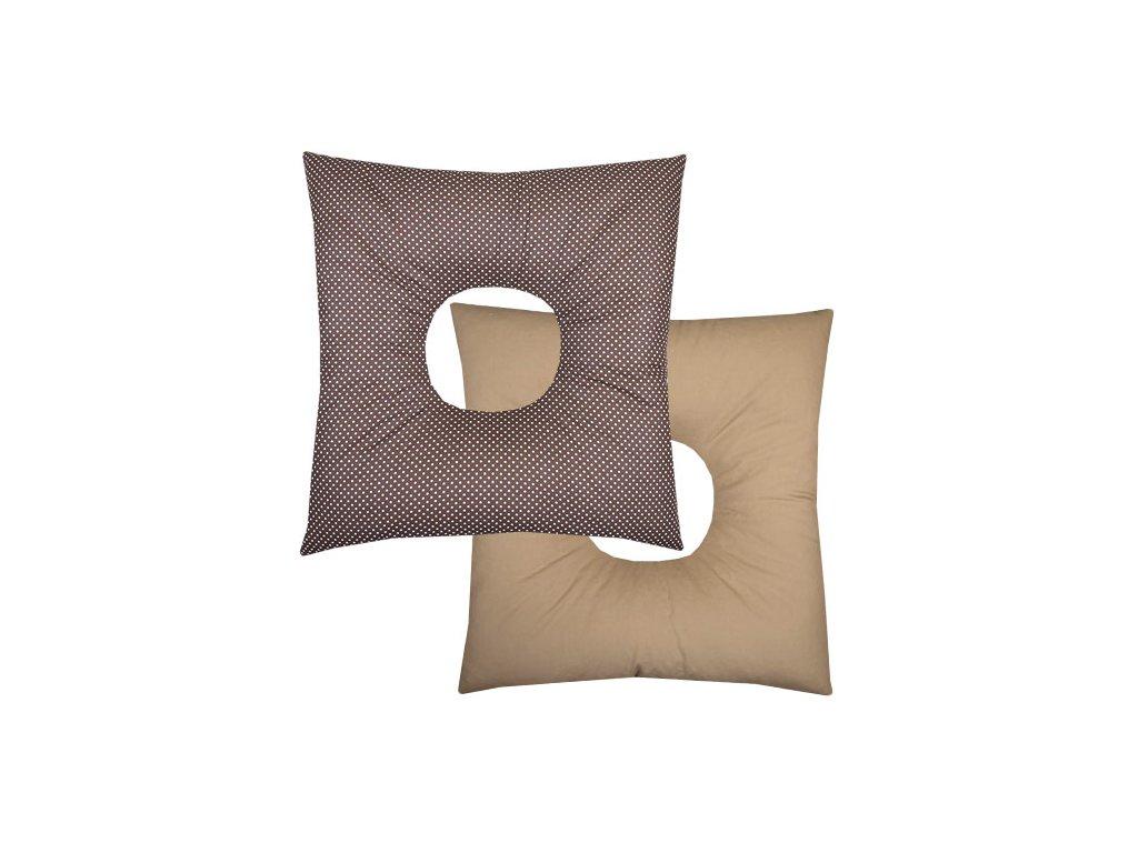 poporodni polstar dots brown