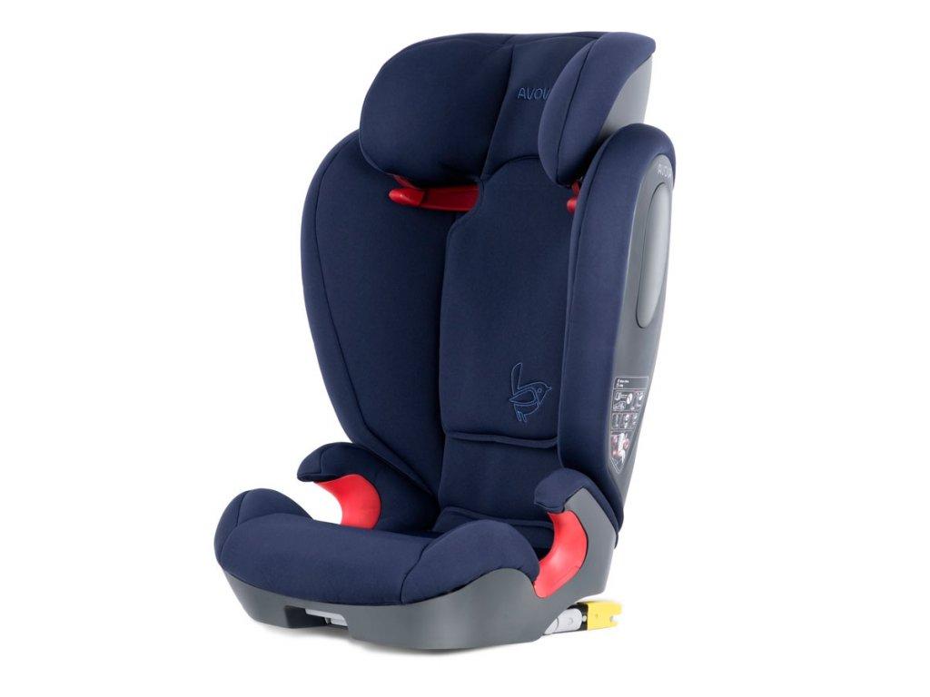 Dětská autosedačka 15-36 kg Star Fix Atlantic Blue i-Size