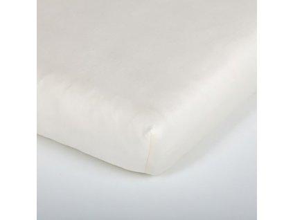 Träumeland prostěradlo 60-70x130-140 cm Tencel beige