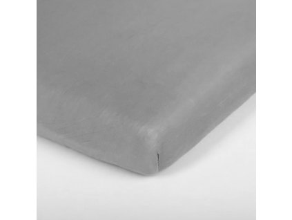 Träumeland prostěradlo 60-70x130-140 cm Tencel anthrazit