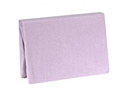 Tyimy prostěradlo 120x60 jersey violet TMT088