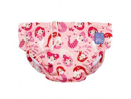 Bambino Mio koupací kalhotky L 9-12 kg Mermaid