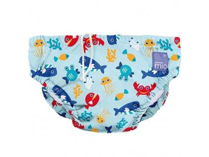 Bambino Mio koupací kalhotky L 9-12kg Deep sea Blue SWPL DSB 13164