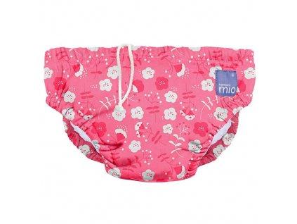 Bambino Mio koupací kalhotky L 9-12kg Poppy SWPL POP