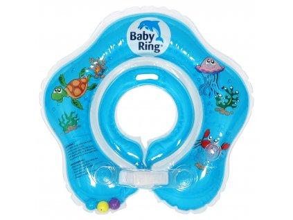 Baby Ring 0-36 m 6-36 kg modrý