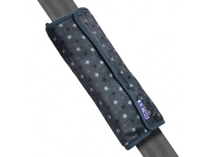 Dooky Seatbelt pillow Grey Stars 126924