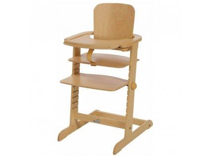 Geuther dětská židle Family přírodní