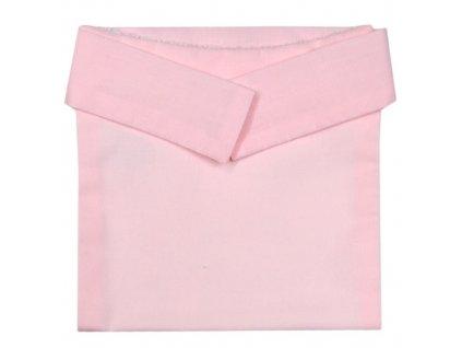 Babyrenka ortopedický držák plen velikost 1 pink