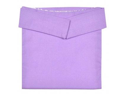 Babyrenka ortopedický držák plen velikost 1 violet