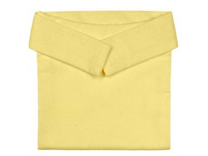 Babyrenka ortopedický držák plen velikost 1 yellow