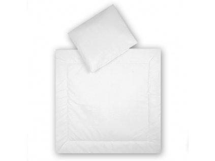 Babyrenka souprava deka a polštář do kolébky 80x80 a 30x40 cm