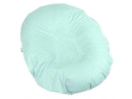 Babyrenka kojenecký relaxační polštář 80x60 cm Mint