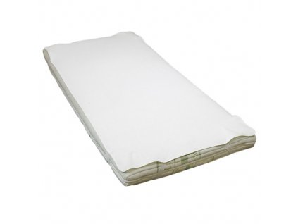 Babyrenka nepropustná podložka na matraci s gumou 60x120 cm