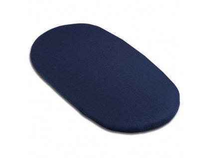 Babyrenka prostěradlo do kočárku Lisa 40x80 cm Dark Blue