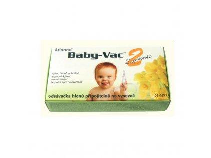 Arianna Ergonomic 2 Baby-Vac odsávačka hlenů 412032