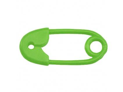 Farlin chrastítko Špendlík zelená