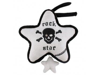Rock Star Baby hrací strojek Rock Star Pirát s melodií Brahms