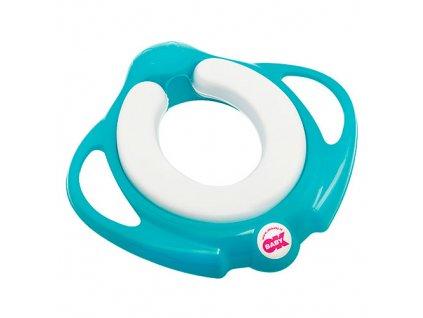 OK Baby dětské sedátko na WC Pinguo tyrkysová 72 38257230
