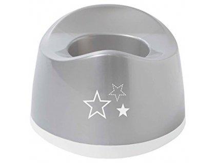 Bebe Jou nočník oválný Silver Stars