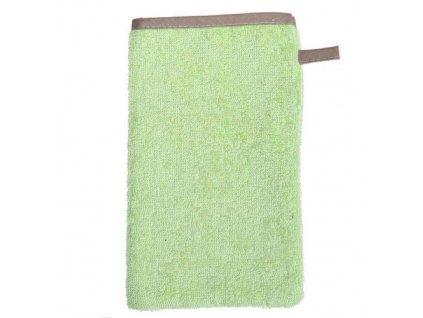 Duet žínka bambusová zelená 0015
