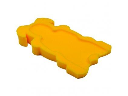 Badum pěnové lehátko Maxi 01 žlutá