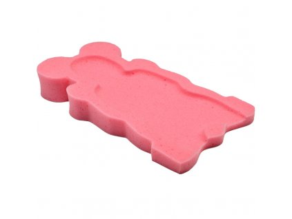 Badum molitanové lehátko do vaničky Maxi růžové