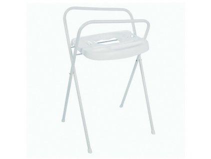 Bébé Jou kovový stojan na vanu Click 98 cm bílý B220001