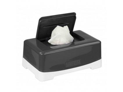 Luma box na ubrousky Dark Grey