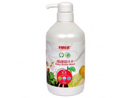 REFILL mycí prostředek NEW 700 ml s dávkovačem
