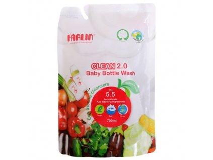 Farlin mycí prostředek NEW 700 ml náhradní náplň